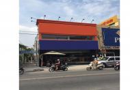 Cho thuê nhà góc 2MT Lê Đức Thọ, Q.GV, DT: 12x24m, nở hậu 17m, trệt. Giá: 110tr/th