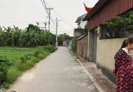 Do cần tiền đầu tư làm ăn  tôi cần bán mảnh đất rất đẹp làng Cam Gia Lâm Hà nội