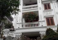 Biệt thự phố Phùng Chí Kiên, Cầu Giấy, 110m2, xây 4 tầng, mt 8m, gara 2 ô tô, giá 15 tỷ