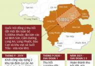 Cần tiền bán lô đường đôi 32m, gần lô góc, hướng Đông Nam, tại KDC An Thuận, 0868.29.29.39