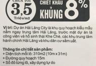 Đất nền Hải Lăng - Quảng Trị - 3tr5/m - giá tốt đầu tư - ib tư vấn
