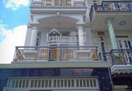 Nhà xây mới 1 trệt 2 lầu sau CVPMQT đường Tố Ký
