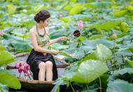 Đất hiếm Tây Hồ 100m giá 4.5 tỷ Ngõ rộng gần phố Xuân La.