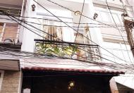 Bán nhà gấp hẻm ba gác Hòa Hưng, quận 10, 4T, 45m2, giá 6 tỷ