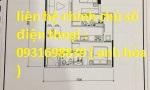 Cần bán dự án căn u1.25.07 tầng 25 riverside complex quận 7,tp hcm