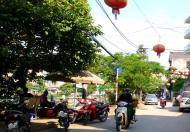 Hồ Bồ Đề, Long Biên 46m đất, lô góc, ô tô vào. Lh 0903440669