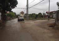 Cắt lỗ kịch sàn 2 lô đất 3 mặt thoáng 135m2- Minh Trí- Sóc Sơn – chỉ 3,7tr/m2