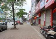 Cho thuê nhà mặt phố Nguyễn Thị Định 60m2x3 tầng, 4.5m mặt tiền