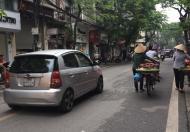Cho thuê cả nhà kinh doanh mặt phố Triệu Việt Vương, Dt105m2