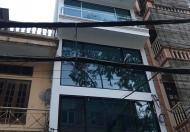 Cho thuê nhà  Nguyễn Khả Trạc  5 tầng 75m 22 tr Đường rộng  8m,ô tô đỗ cửa
