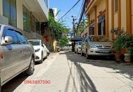 Phố Kim Giang, ô tô đỗ, 41m2, 3x tỷ.