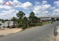 Cho thuê mặt bằng mặt tiền sông - đường Tầm Vu - Q Ninh Kiều - TP. Cần Thơ