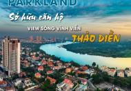 Cần bán nhà đất thương mại tại Masteri Parkland, An Phú, Quận 2, LH:  0937 047 847