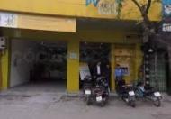 Cho thuê nhà làm phòng giao dịch ngân hàng mặt phố Tôn Đức Thắng: 130m2, mặt tiền 6m.
