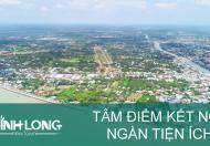 VĨNH LONG NEW TOWN KHU ĐÔ THỊ TRUNG TÂM THÀNH PHỐ KẾT HỢP GIÁ CHỈ 13TRIỆU
