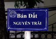 Bán gấp đất Nguyễn Trãi, vị trí đẹp, kinh doanh, ô tô đỗ dừng 93m², 9.5 tỷ 0849277053