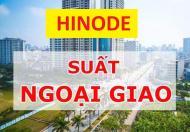 Gia đình đi Úc bán căn 3PN Hinode Minh Khai, view sông Hồng, 105.21m2, giá 4 tỷ gia lộc. 0398 286 233.