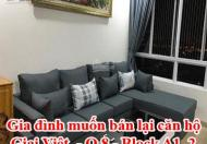 Cần bán căn hộ Giai Việt - Block A1 . 2 - Quận 8 - TP. Hồ Chí Minh
