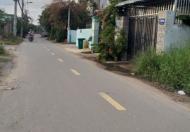Bán đất sổ riêng mặt tiền thạnh xuân 43 khu dân cư hiện hữu