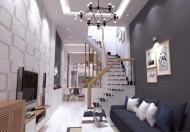 Bán nhà mới, 4 lầu, 40m2, Trương Quốc Dung, Giá chào 4.7 tỷ.