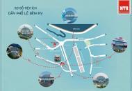 Dự án đất nền khu phố Lê Đình Kỵ CHÍNH THỨC được mở bán chỉ từ 28 triệu/m2