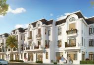 Bán nhà, biệt thự liền kề Siêu dự án Crown Villas Thái Nguyên 96m2-208m2 chỉ từ 3,8ty