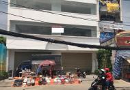 Nhà 12 x 12, 4 lầu, thang máy Lê Văn Việt cần cho thuê.