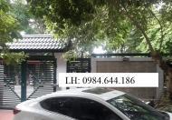 Nhà Biệt thự Văn Quán, Hà Đông. 245m2, giá 19.2 tỷ. LH 0984644186
