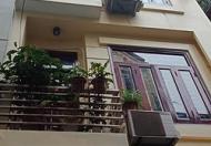 Cho thuê nhà Hoàng Quốc Việt 5 tầng 66m 19tr, ngõ ô tô tránh