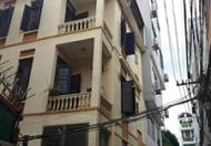 Cho thuê nhà khu tập thể bộ công an Hà Nội -Nhà số 1 ngõ 258 Lương Thế Vinh