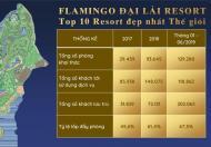 Chỉ từ 3,2 tỷ đồng là có thể sở hữu ngay biệt thự tại bán đảo nam của dự án Flamingo Đại Lải, sổ đỏ Vĩnh Viễn