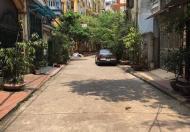 Hottt bán nhà tại Hoàng Quốc Việt 38.8m2 x 4 tầng, mt 3.2m, ngõ 2 xe oto tránh nhau, giá 3.4 tỷ