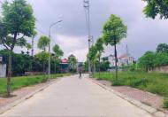 Khu dân cư hàng xóm CNC Hòa Lạc, Sổ đỏ Thổ cư 100%, 670 triệu