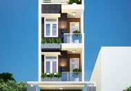 Bán nhà HXH, 4 tầng, 40m2, 3.9tỷ, Huỳnh Đình Hai, Bình Thạnh.