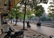 Cần tiền bán gấp mặt phố, gần Ngã Tư Sở, Thanh Xuân, kinh doanh, ô tô đỗ, vỉa hè rộng