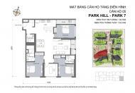 Chính chủ cho thuê 4 ngủ không đồ Park hill- Times City- Giá rẻ- 143m2, tell: 0982591304.imes,zalo