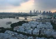 Bán căn Duplex Saigon Pearl, 3 tầng, 500m2, nhà thô, sổ hồng, LH 0919942121