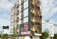 Cho thuê căn hộ studio tại ngũ hành sơn đầy đủ tiện nghi, nội thất cao cấp ven biển Tân Trà