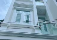 Nhà mới đẹp 4 tấm hẻm 109 Lạc Long Quân, gần chợ Bình Thới. DT: (4x14)m