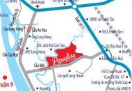 Bán đất Phước Tân,giá 850tr,SHR thổ cư 100%