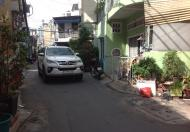 Bán nhà HXH đường Âu Cơ, Phường 9, quận Tân Bình
