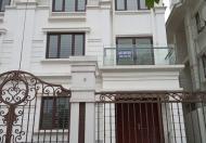 Cho thuê nhà Thái Thinh 57m x 5T, 23 tr/th ,ngõ ô tô tránh