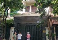 Cho thuê nhà Trần Quốc Hoàn ,6 tầng 55m 17 tr ô tô tránh