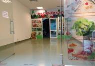 Cho thuê mặt bằng 132 m2 kinh doanh đẹp tại Khu đô thị Đặng Xá Gia Lâm