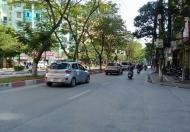 Bán nhà mặt phố Trần Đăng Ninh, Cầu Giấy xây 9 tầng