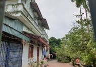 Chính chủ bán đất thôn Thái Lai Minh Trí SS diện tích 800m2 có sẵn nhà đất trên trục chính của làng