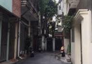 Bán nhà trong ngõ phố Đội Cấn, quận Ba Đình, 4 tầng, 60m, 6,2 tỷ