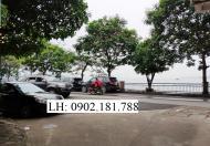 Nhà Hồ Tây siêu đẹp, siêu rẻ 140m2, giá 18 tỷ. LH 0902181788.