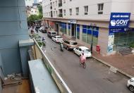 Ô tô tránh kinh doanh vỉa hè phố Khương Hạ Thanh Xuân 100m2 16.5 tỷ.