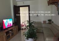 Cần cho thuê chung cư Cát Tường CT1 –View nhìn  đường Lê Thái Tổ , giá 6 triệu / tháng